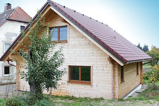 Ein ersatz f r das in die jahre gekommene elternhaus for Skandinavien haus bauen