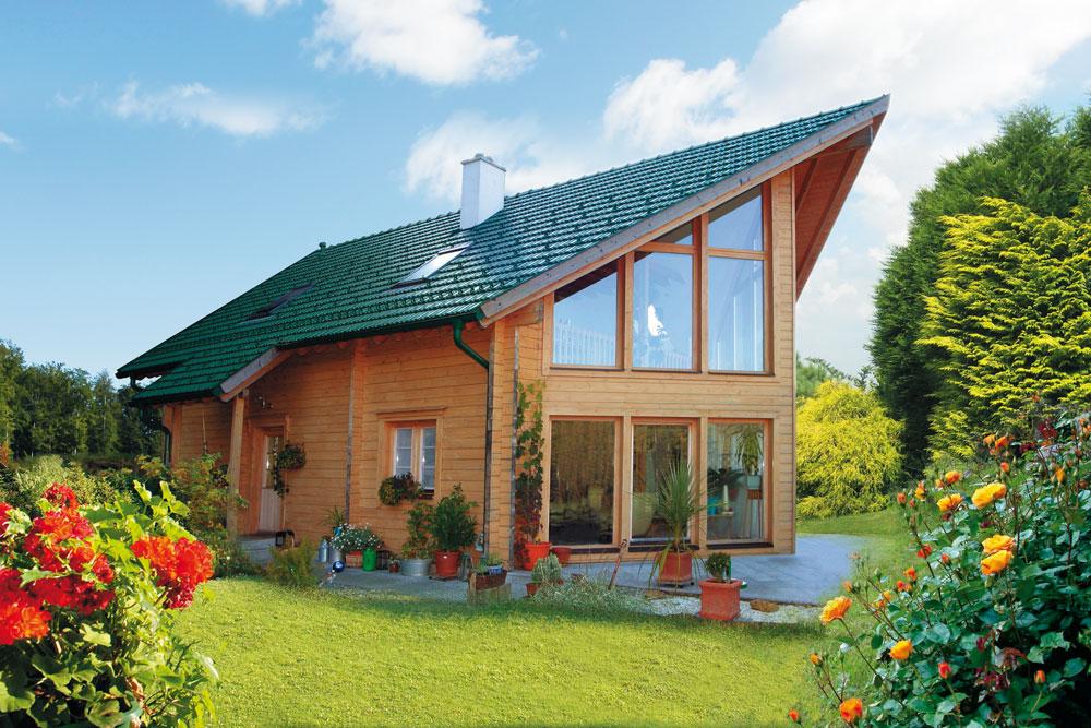 Haus des monats november 2014 scandinavian bloghaus for Blockhaus modern einrichten